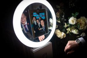 Wedding photo booth rental Atlanta