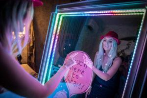 Mirror Photo Booth Rental Atlanta