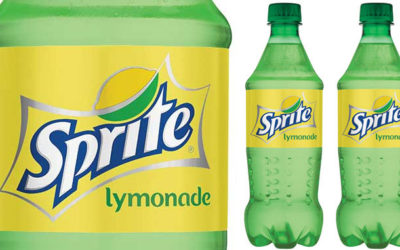 Sprite Lemonade Launch